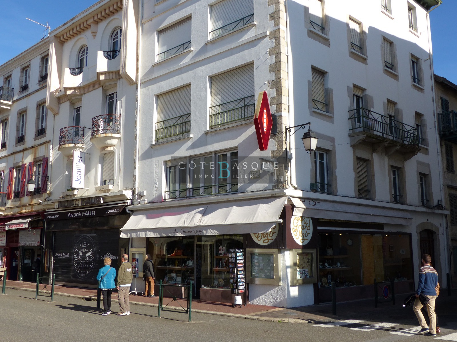 c 244 te basque immobilier agence immobili 232 re 224 jean de luz au pays basque